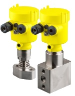 New versions of the pressure transmitters VEGABAR
