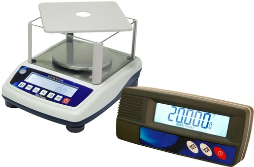 Laboratory general purpose scales Scales Balance CBA
