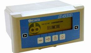 Products of company Bilanciai Weighing Indicator D400