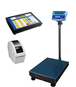 Hercules®-Fasprint system for weighing and marking