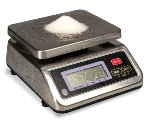 Moisure-proof scales CERTUS® СВСm made of stainless steel