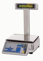 Scales with label printer DIGI SM-300